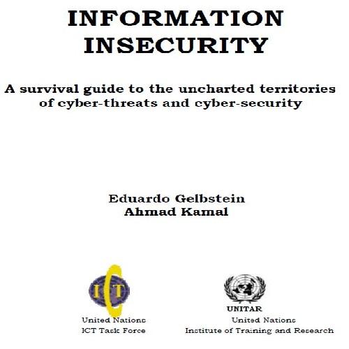 دانلود پروژه نا امنی اطلاعات ترجمه کتاب Information Insecurity